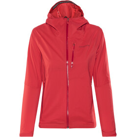 Patagonia Stretch Rainshadow Jacket Women red